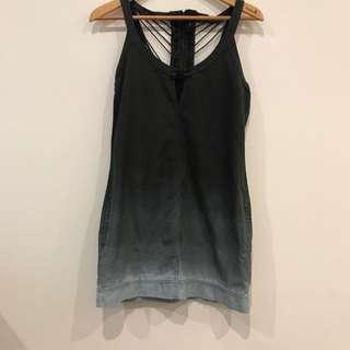 Lee Denim Dress Size 10