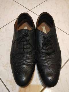 Zara woman 皮鞋 41號