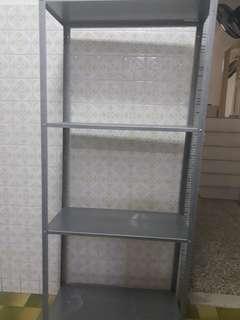 Lightweight Aluminium Non Rust Rack