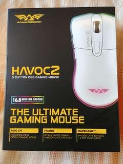 Agmaggeddon Havoc 2 Gaming Mouse (wired)