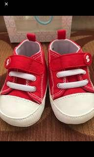 Red Shoes for baby boy