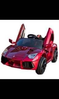 Lamborghini Kid ride on electric car