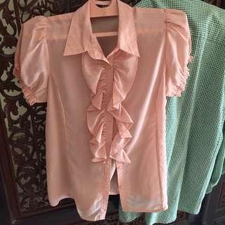 Cole blouse kantor