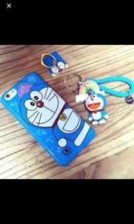 Doraemon cute cartoon blue phone case iPhone 6/ iPhone 6s