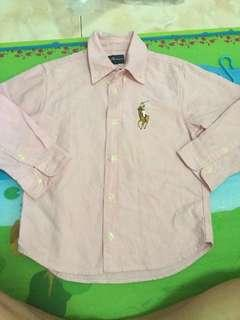 Free mail! Polo ralph lauren 5-6 years old top