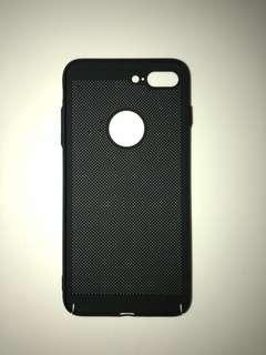 Black phone case for iPhone 7plus/8plus