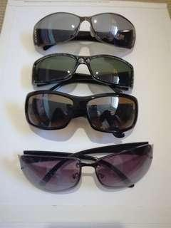 Sunglasses x 4