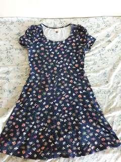 La babite floral dress