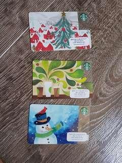 Korea starbucks gift card
