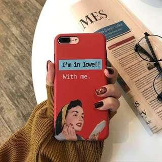 PREORDER IPHONE CASE