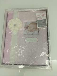 Photo Album baby girl gift