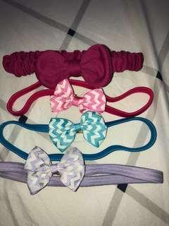 Take All! Preloved Headbands for kids