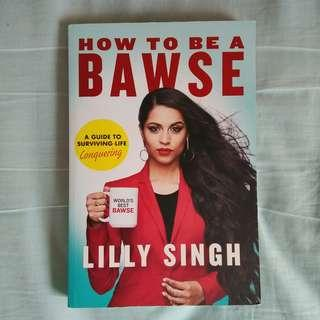 Lilly Singh 'How To Be A Bawse' novel storybook