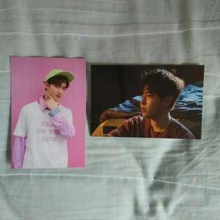 Wanna One Jaehwan 'Photo Essay' Postcards