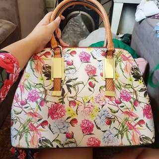 SALE! Aldo Large Floral Bag (TIL OCT 6 ONLY)