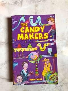 The Candy Makers by Wendy Mass