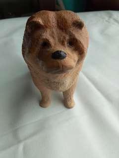 Pajangan  anjing Chowchow