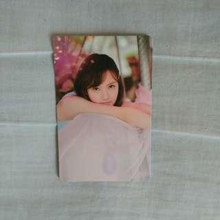 Gfriend Yerin 'LOL' photocard