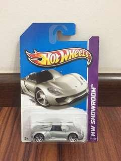 Hot Wheels - Porsche 918