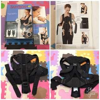 BabyBJorn Baby Carrier Miracle Airy Mesh