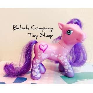 愛心💗 2005 Hasbro My Little Pony MLP G3 古董玩具 我的彩虹小馬 第三代 彩虹小馬