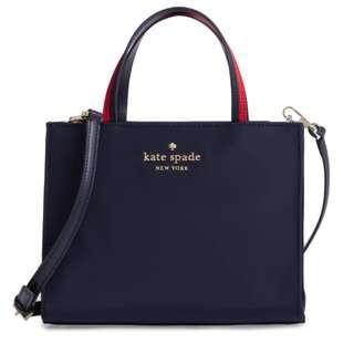 Kate Spade - Watson Lane Varsity Stripe Sam Handbag