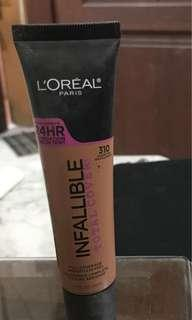 Loreal Infallible Total Cover 24hr Foundation