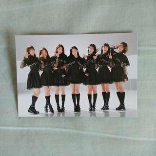 Oh My Girl Group 'Secret Garden' photocard