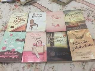 Novel Serba 10k