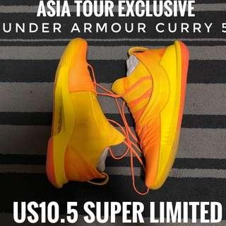 Curry 5 Asia Exclusive 10.5