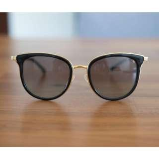 Michael Kors Black & Gold Adrianna Sunglasses