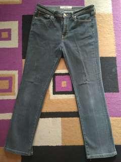 Celana Jeans Pria Skinny Fit ORIGINAL