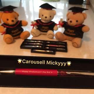 Graduation gift / Graduation pen