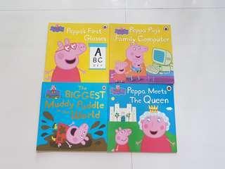 PL Peppa Pig storybooks