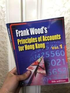 Principles of accounts for hong kong