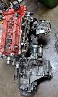 Engine myvi 1.3 Menual