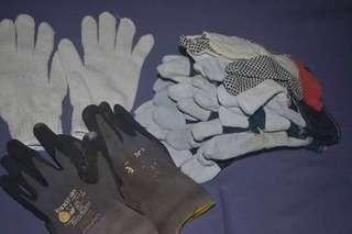 bundle gloves 7pairs