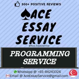 Programming Service 🎖️🏆👍