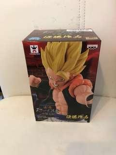 (清貨價)BANPRESTO 日本景品 龍珠 天下一武道會 中國大會 吉格達 Dragon Ball Super Saiyan Gogeta A 款