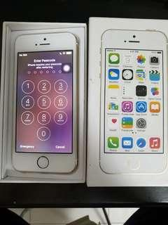 Iphone 5s 16gb - 99% Working + Good Condition