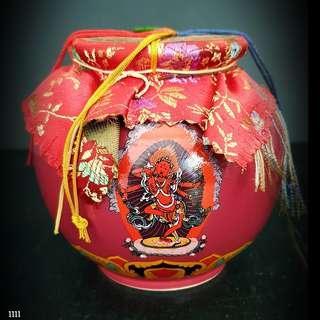 Kurukulle Treasure Vase (1)
