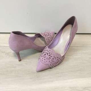🈹Randa 紫色高跟鞋🈹
