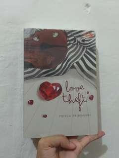 Novel love theft