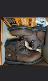 New Timberland Pro Steel Toe Safety Boots / Shoes