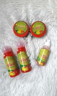 Skin magical Lemon Tomato Set