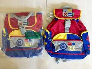 Brand New Authentic BENETTON Kids Backpack 🎒