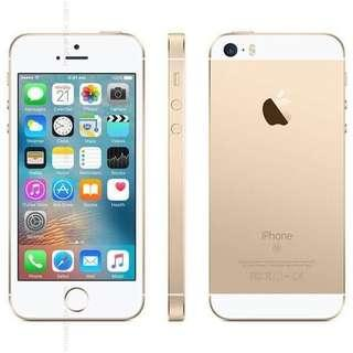 iPhone SE 16GB Gold Color