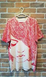 Threadless Her Hair Tee