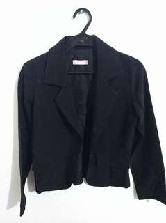 Simple Match Office Black Blazer