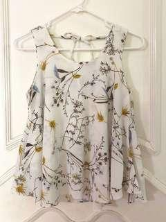 STORE CLOSED Floral Top